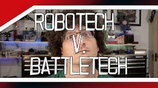 Robotech sues Battletech over Mech designs