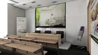 Обзор софта InteriCAD для дизайн проекта интерьера(Видеообзор проекта интерьера, также дизайн-проект интерьера Вы можете заказать у нас: http://hb-studio.ru/indexN3.html., 2014-04-28T10:37:59.000Z)