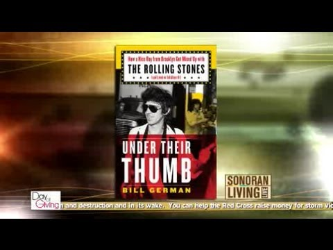Historian for the Rolling Stones writes a book