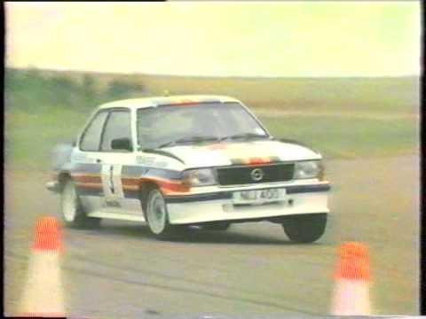 Leukemia stages 17/7/1982 Brian Simpson Rally Part 2