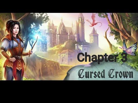 Adventure Escape CURSED CROWN Mysteries Chapter 3 Walkthrough