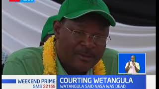 Moses Wetangula's comments on