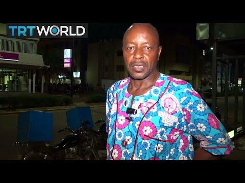 Restaurant shooting in Burkina Faso kills at least 17 people