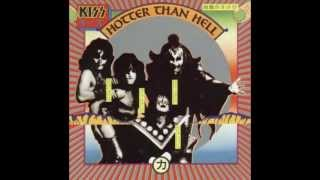 Kiss - Got To Choose - Hotter Than Hell Album 1974