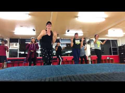 Class Choreography at Viva Dance!