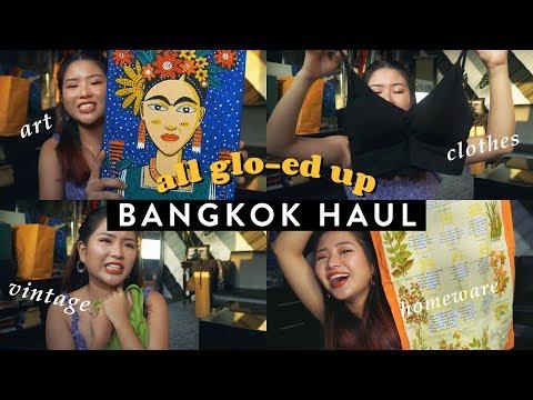 BANGKOK HAUL & GIVEAWAY! | Clothes, Art, Homeware (part Two)