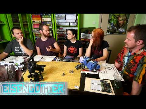 Pathfinder: Eisengötter - Pen and Paper Let's Play Teil 1 von 3