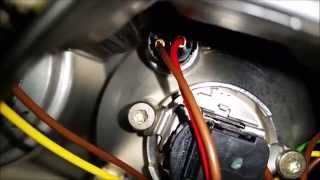 VW Passat b5.5 City Lights Replacement