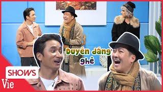 Trường Giang cười không ngậm được mồm với VƯẠ MUỐI Phan Mạnh Quỳnh, phát ngôn câu nào CHẤT câu đó