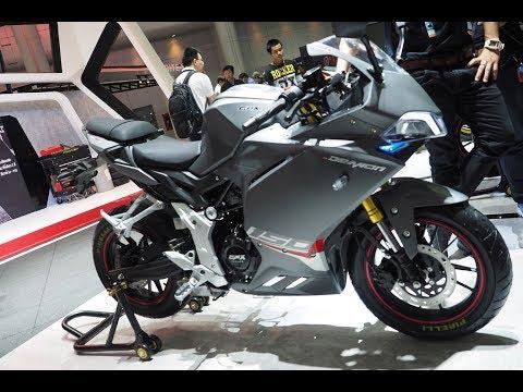 Lễ ra mắt GPX Demon 150 GR (Tiểu Ducati Panigale) || SportBike 150cc đẹp nhất.