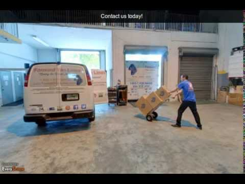 Forward Van Lines   Fort Lauderdale, FL   Movers and Full Service Storage