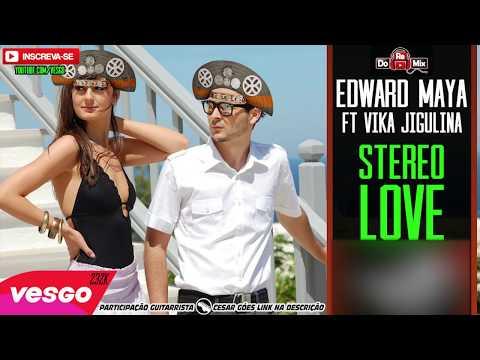 Edward Maya ft  Vika Jigulina STEREO LOVE VERSÃO PÉPE MORENO