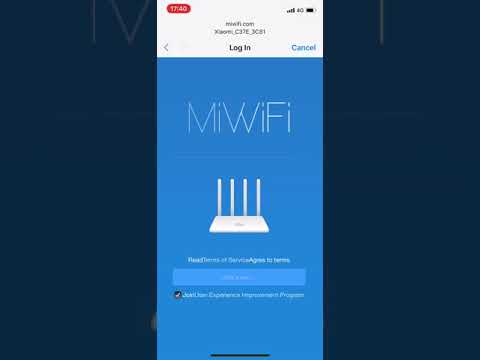 How to set up Mi Router - Setting Up the Mi Router!