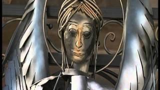 Видео церковной брамы в г. Славута(Дипломная работа, в центре Покрова, вокруг четыре образа евангелистов, а сверху дух святой., 2012-02-02T14:55:43.000Z)