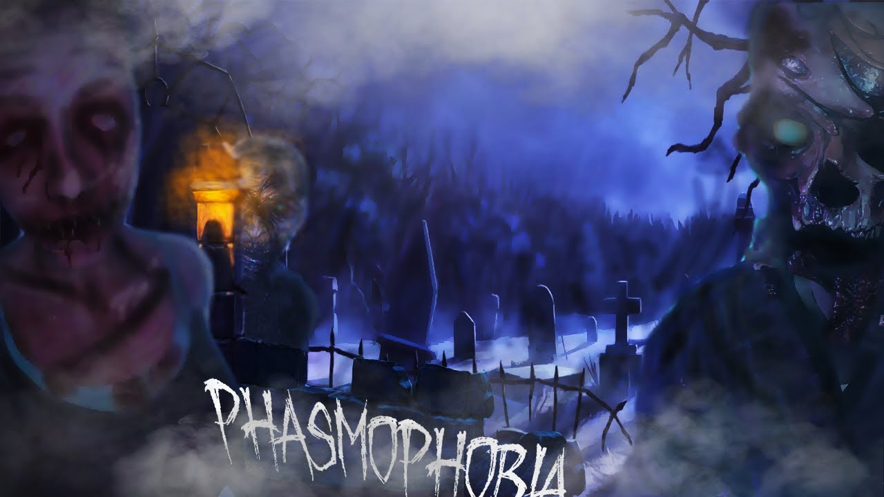 Phasmophobia is TERRIFYING when ALONE!