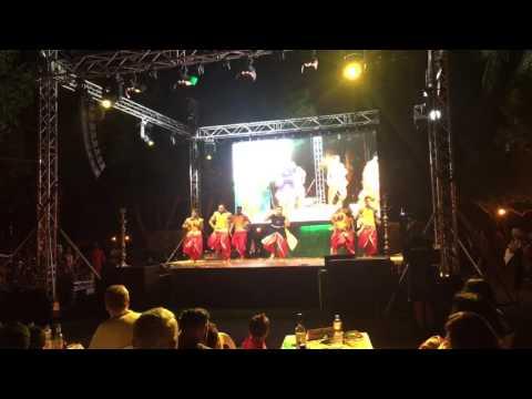 Bollywood Fusion Traditional dance India@Mindil 2017