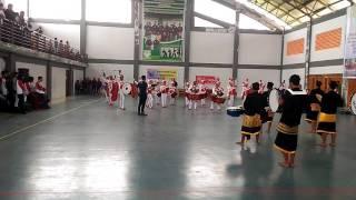 Drumband Mtsn empang vs smk selong drumbattle
