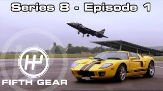 Fifth Gear Series 8 Episode 1 смотреть