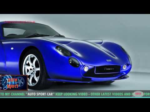 Best luxury and sport car brands in the worldNew TVR sports car