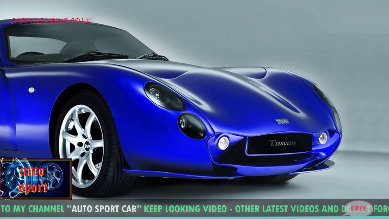Best Luxury And Sport Car Brands In The WorldNew TVR Sports Car - Best sports car brands