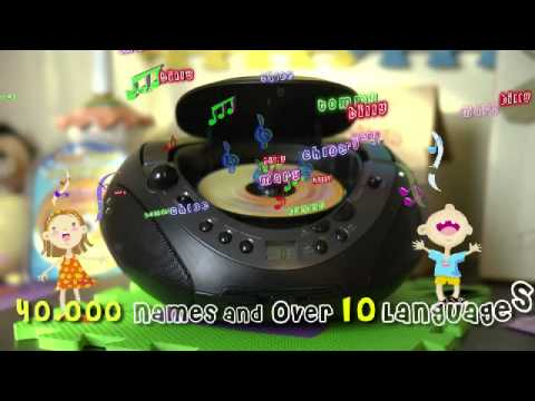 Big On Children Personalized Music CDs & DVDs