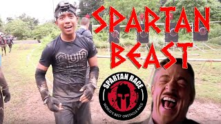 SPARTAN RACE IS NOT A JOKE! // NJ Vlog #15