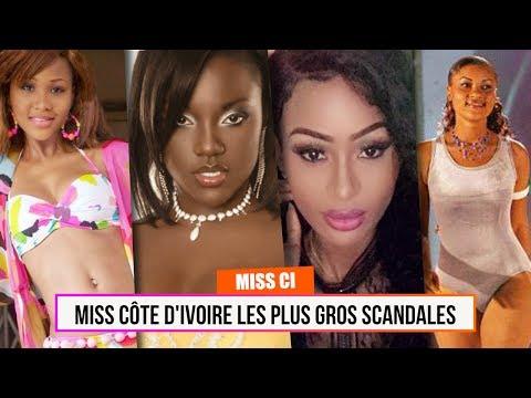 Miss Côte d'Ivoire : Les Plus Gros Scandales