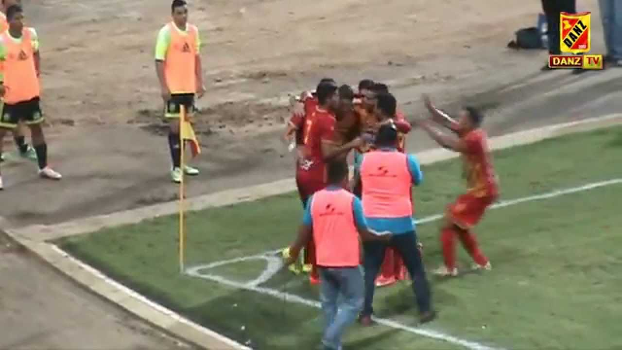 Deportivo Anzoategui 1-2 Deportivo Tachira