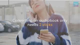 Epubor Audible Converter - Convert Audible AudioBooks in Just 2 Clicks
