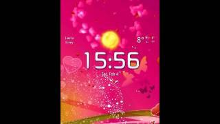 Valentine's Live Wallpaper screenshot 1