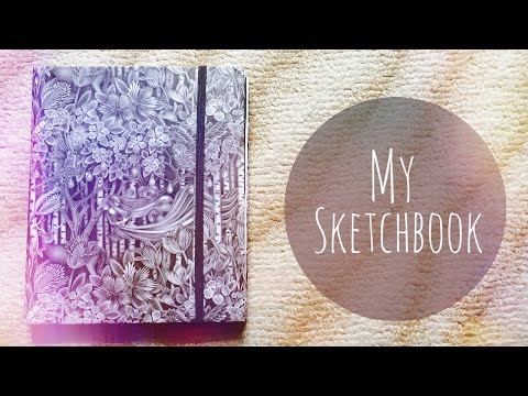 Мой Скетчбук ✦ Артбук: Что и чем я рисую? ❤️