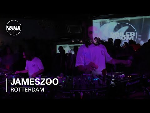 Jameszoo Boiler Room X Rotterdam Beats DJ Set