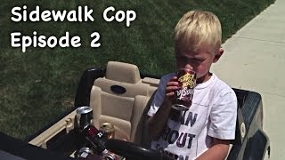 Sidewalk Cop - Episode 2