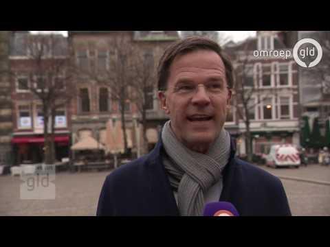 Waarom is Mark Rutte zo graag in Gelderland?