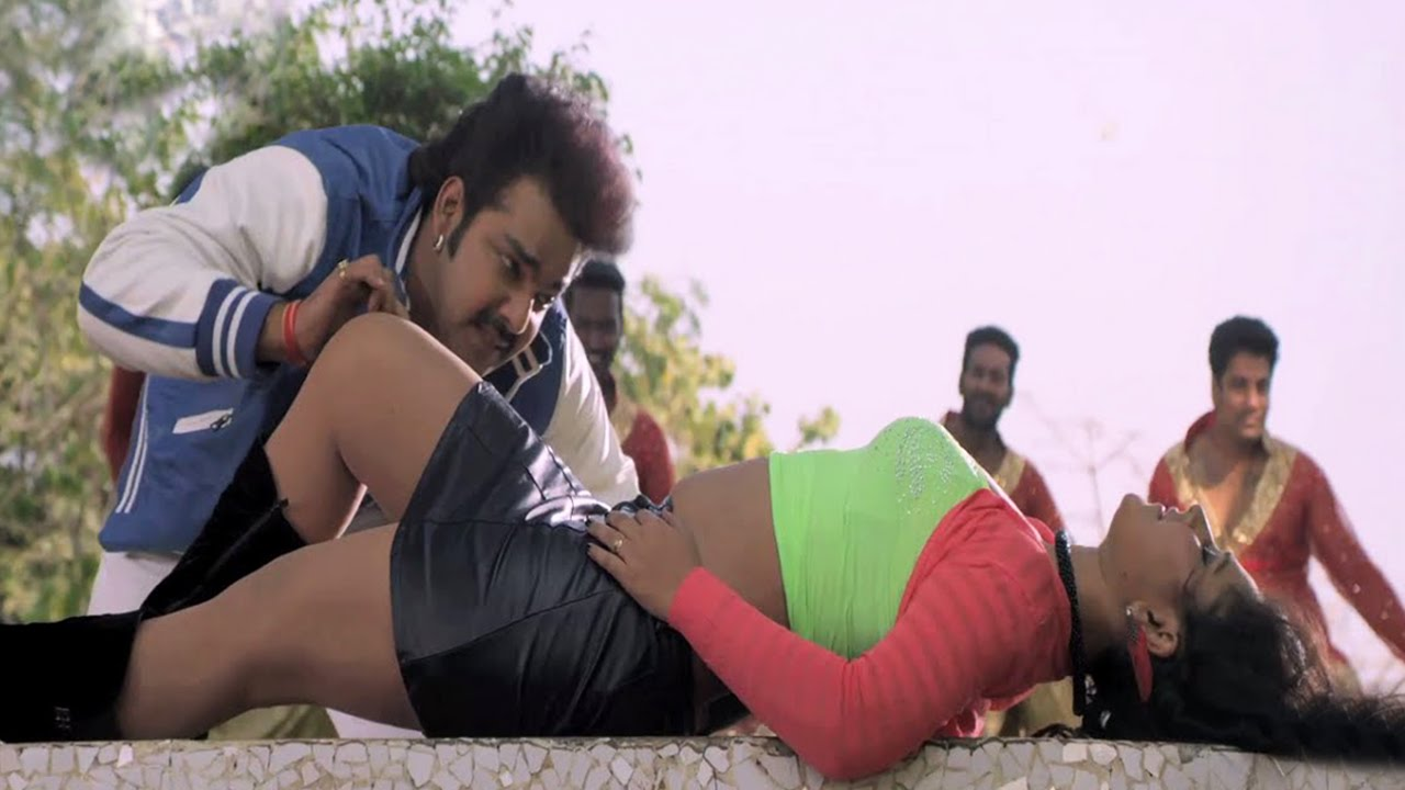 Biryani Bana Ke Full HD Video Song | Hot Bhojpuri Song | Karz Virasat Ke