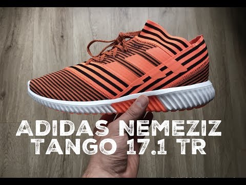 769905db0 Adidas Nemeziz Tango 17.1 TR 'Pyro Storm Pack' | UNBOXING & ON FEET