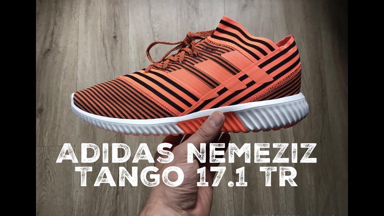 Adidas Nemeziz Tango 17.1 TR  Pyro Storm Pack   61235af71