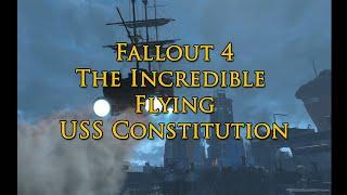 """Fallout 4 :  Le décollage """"fantastique"""" de l"""