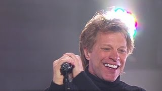 Bon Jovi - It's My Life 2012 Live Video FULL HD