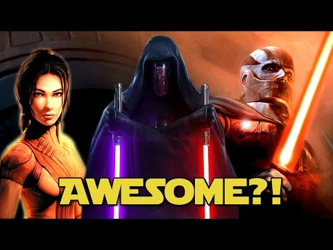 Why Was Star Wars: KOTOR 1 SO AWESOME?!