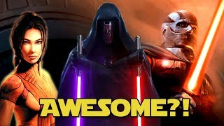 Why Was Star Wars: Knights of the Old Republic SO AWESOME?!