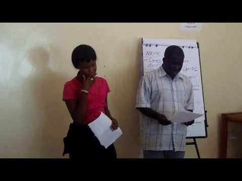 Training of Community Radio Broadcasters in the Gambia (GPU) 2017