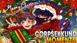 CORPSE LOVES TO TEASE SYKKUNO | BROMANCE FOR 9 MINUTES