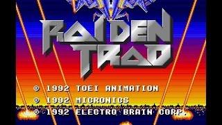 SNES Longplay [338] Raiden Trad