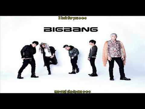 Big Bang - Tonight (Lyric with English Translation)