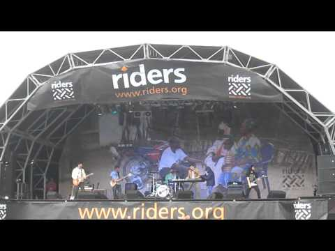 CRASH (James Toseland band) - U2 Vertigo live . MotoGP 2012 @ SILVERSTONE 15 -17 JUNE