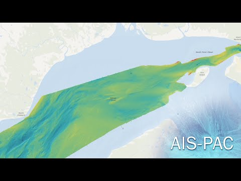 Janzen and Bochenek on Arctic Bathymetric Survey