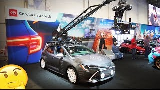 My Next Camera Car?! (SEMA Vlog 2)