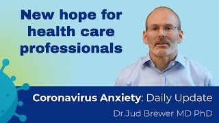 How healthcare workers can fight anxiety and build resilience using mindfulness (Daily Update 17)