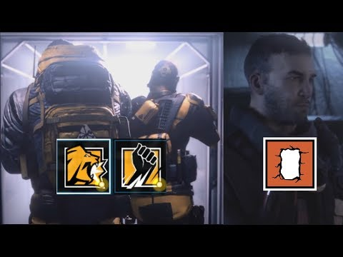 Rainbow Six Siege New CGI Lion Finka Trailer THERMITE FACE REVEAL Mission Outbreak R6